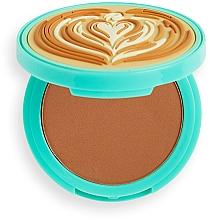 Voňavky, Parfémy, kozmetika Bronzer na tvár - I Heart Revolution Tasty Coffee Bronzer