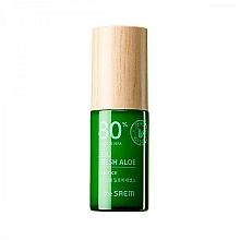 Voňavky, Parfémy, kozmetika Hydratačná pleťová esencia so šťavou z aloe vera - The Saem Jeju Fresh Aloe Essence
