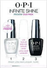 Voňavky, Parfémy, kozmetika Sada, IST10 + IST30 - O.P.I Infinite Shine Duo Pack