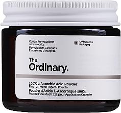 Voňavky, Parfémy, kozmetika Vitamín C v prášku - The Ordinary 100% L-Ascorbic Acid Powder