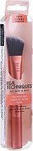 Voňavky, Parfémy, kozmetika Štetec na bázu pod make-up, ružová rukoväť - Real Techniques Foundation Brush