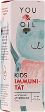Voňavky, Parfémy, kozmetika Zmes éterických olejov pre deti - You & Oil KI Kids-Immunity Essential Oil Blend For Kids