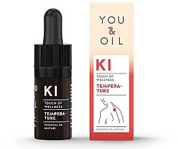 Voňavky, Parfémy, kozmetika Zmes éterických olejov - You & Oil KI-Temperature Touch Of Welness Essential Oil