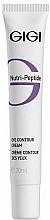 Voňavky, Parfémy, kozmetika Kontúrovací krém na viečka - Gigi Nutri-Peptide Eye Contour Cream