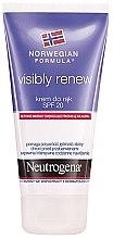 """Voňavky, Parfémy, kozmetika Krém na ruky """"Obnovenie pružnosti pokožky"""" SPF 20 - Neutrogena Visibly Renew Hand Cream"""