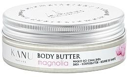 """Voňavky, Parfémy, kozmetika Maslo na telo """"Magnólia"""" - Kanu Nature Magnolia Body Butter"""