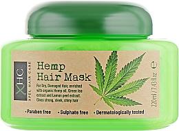 Voňavky, Parfémy, kozmetika Maska na vlasy, konope - Xpel Marketing Ltd Hair Care Hemp Hair Mask