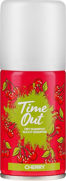Suchý šampón na vlasy - Time Out Dry Shampoo Cherry
