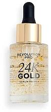 Voňavky, Parfémy, kozmetika Primer na tvár - Revolution Pro 24k Priming Serum