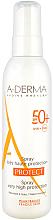 Voňavky, Parfémy, kozmetika Sprej s SPF ochranou - A-Derma Protect Spray Very High Protection SPF 50+