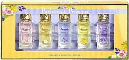 Voňavky, Parfémy, kozmetika Charrier Parfums Parfums De Provence - Sada (edt/10.8ml x 5)