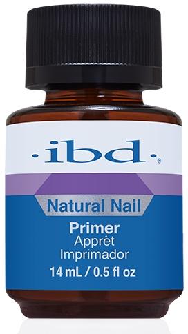 Kyselina Primer pre gél - IBD Natural Nail Primer