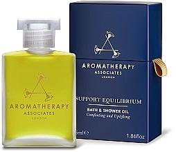 Voňavky, Parfémy, kozmetika Olej do kúpeľa a sprchy - Aromatherapy Associates Support Equilibrium Bath & Shower Oil