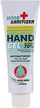 Voňavky, Parfémy, kozmetika Antibakteriálny gél na ruky s extraktom z aloe vera - Sattva Antibacterial Hand Gel Aloe Vera Extract