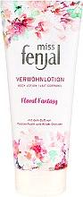 Voňavky, Parfémy, kozmetika Mlieko na telo - Fenjal Floral Fantasy Body Lotion