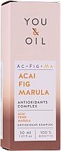 Voňavky, Parfémy, kozmetika Sérum na tvár - You & Oil Acai Fig Marula
