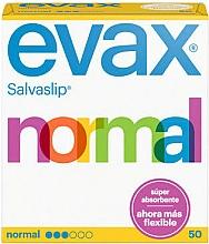 """Voňavky, Parfémy, kozmetika Každodenné vložky """"Normal"""", 50 ks - Evax Salvaslip"""