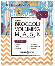 Voňavky, Parfémy, kozmetika Spevňujúca textilná maska na tvár - Huangjisoo Broccoli Voluming Mask