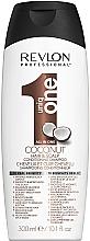 Voňavky, Parfémy, kozmetika Šampón-kondicionér na vlasy kokosový - Revlon Revlon Professional Uniq One Coconut Conditioning Shampoo