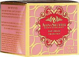 Voňavky, Parfémy, kozmetika Denný krém na mastnú pleť - Alona Shechter Day Cream For Oily Skin