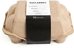 Voňavky, Parfémy, kozmetika Sada bômb do kúpeľa - IDC Institute Pure Energy Bath Bombs Lavender & Passion Fruit & Lotus