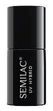 Voňavky, Parfémy, kozmetika Lak na nechty - Semilac Blooming Effect UV Hybrid Nail Polish