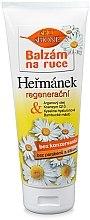 Voňavky, Parfémy, kozmetika Balzam na ruky s harmančekom - Bione Cosmetics Hermanek