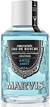 "Voňavky, Parfémy, kozmetika Ústna voda ""Aníz a mäta"" - Marvis Concentrate Anise Mint Mouthwash"
