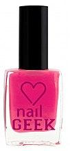 Voňavky, Parfémy, kozmetika Lak na nechty - Makeup Revolution I Love Makeup Nail Geek