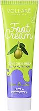 Voňavky, Parfémy, kozmetika Krém na nohy - Vollare De Luxe Ultra Nutrition Foot Cream
