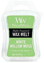 Voňavky, Parfémy, kozmetika Voňavý vosk - WoodWick Wax Melt White Willow Moss