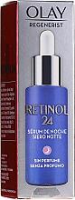 Voňavky, Parfémy, kozmetika Nočné sérum - Olay Regenerist Retinol24 Night Serum