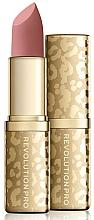 Voňavky, Parfémy, kozmetika Rúž na pery - Revolution PRO New Neutral Satin Matte Lipstick