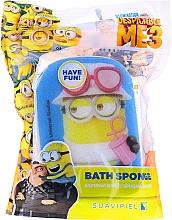 """Voňavky, Parfémy, kozmetika Detská hubka do kúpeľa """"Mimoni"""", Dave svetlomodrá - Suavipiel Minnioins Bath Sponge"""
