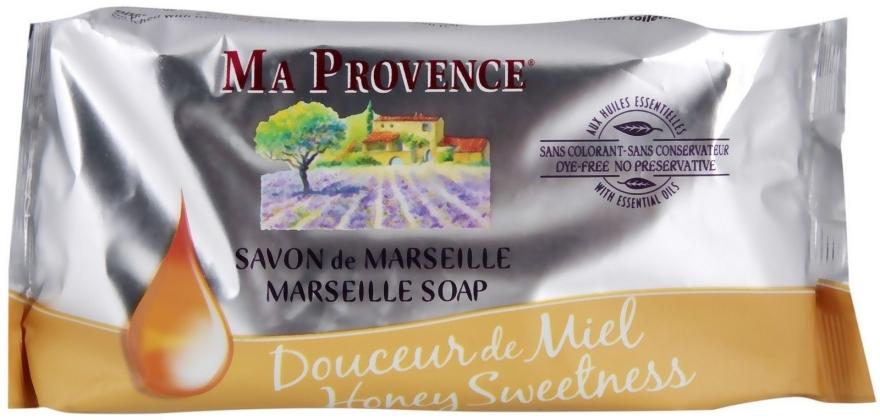 """Marselské mydlo """"Sladký med"""" - Ma Provence Marseille Soap — Obrázky N1"""