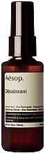 Voňavky, Parfémy, kozmetika Deodorant - Aesop Deodorant