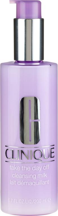 Mlieko na odličovanie pevného make-upu - Clinique Take The Day Off Cleansing Milk — Obrázky N1