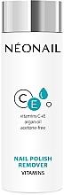 Voňavky, Parfémy, kozmetika Odlakovač s vitamínmi - NeoNail Professional Nail Polish Remover