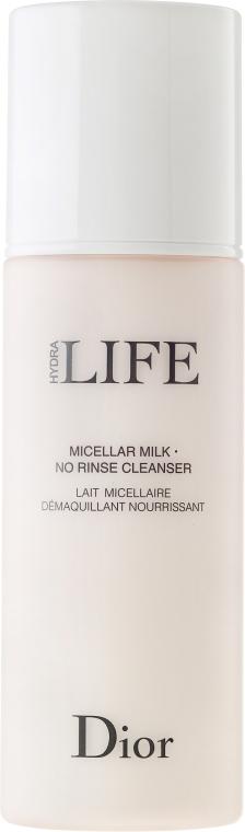 Micelárne mlieko - Dior Hydra Life Micellar Milk — Obrázky N2