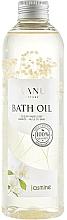 """Voňavky, Parfémy, kozmetika Olej do kúpeľa """"Jazmín"""" - Kanu Nature Bath Oil Jasmine"""