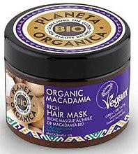 Voňavky, Parfémy, kozmetika Maska na žiarivosť vlasov - Planeta Organica Organic Macadamia Rich Hair Mask