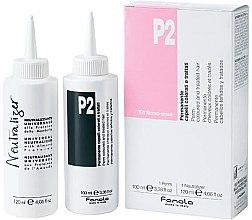 Voňavky, Parfémy, kozmetika Sada pre ondulacia na farbené vlasy - Fanola P2 Perm Kit for Coloured and Treated Hair