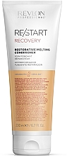 Voňavky, Parfémy, kozmetika Kondicionér na regeneráciu vlasov - Revlon Professional Restart Recovery Restorative Melting Conditioner