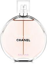 Voňavky, Parfémy, kozmetika Chanel Chance Eau Vive - Toaletná voda