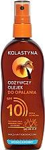Voňavky, Parfémy, kozmetika Olej-sprej pre opaľovanie odolný voči vode s SPF 10 - Kolastyna