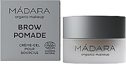 Voňavky, Parfémy, kozmetika Pomáda na obočie - Madara Cosmetics Brow Pomade