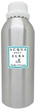 Voňavky, Parfémy, kozmetika Acqua Dell Elba Notte d'Estate - Aromatický difúzor do miestnosti (náhradná náplň)
