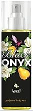 Voňavky, Parfémy, kozmetika Lazell Black Onyx - Sprej na telo