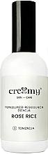 Voňavky, Parfémy, kozmetika Esencia na tvár - Creamy Skin Care Rose Rice