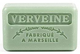 """Voňavky, Parfémy, kozmetika Marselské mydlo """"Verbena"""" - Foufour Savonnette Marseillaise Verveine"""
